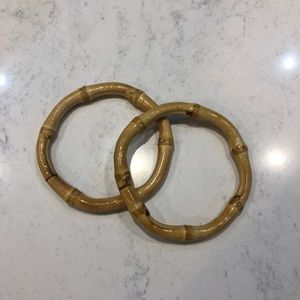 Jewelry - Wooden Bangles!